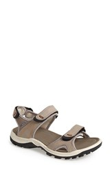 Women's Ecco 'Offroad' Lightweight Sandal Moon Rock