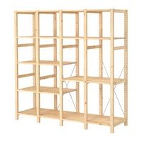 Ivar 4 Sections With Shelves Ikea