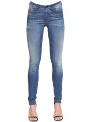 Diesel Skinzee Stretch Cotton Denim Jeans