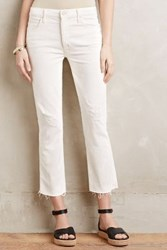 Anthropologie Mother Tootsie Fray Jeans Coming Clean 27 Pants