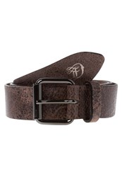 Tom Tailor Denim Belt Dark Brown