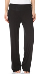 Only Hearts Club Venice Sleep Pants Black