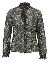 Lipsy Shirt Floral Multicoloured