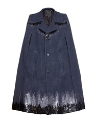 Marc Jacobs Degrade Sequin Embellished Cape