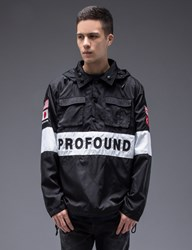 Profound Aesthetic Multi Cargo Tech Pullover Jacket