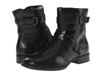 Born Mcmillan Black Full Grain Leather Women's Boots