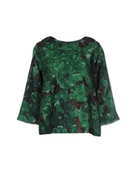 Aspesi Shirts Blouses Women Green