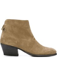 Fiorentini Baker Fiorentini Baker 'Camyardesia' Ankle Boots Nude And Neutrals