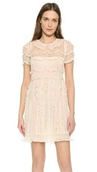 Red Valentino Lace Dress Ivory