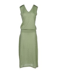 Ballantyne Dresses Long Dresses Women Light Green