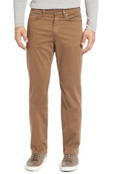 34 Heritage Men's Big And Tall 'Charisma' Relaxed Fit Jeans Arisma Tobacco Twill