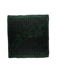 Golden Goose Square Scarves Military Green