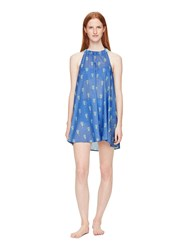 Kate Spade Champagne Reef Adjustable Dress Cover Up