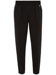 Ted Baker Trim Tapered Jogger Trousers Black
