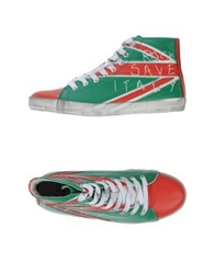 Pantofola D'oro Instant Collection High Tops And Trainers Green