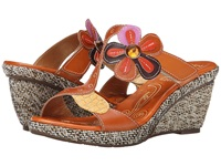 Spring Step Riviera Camel Women's Sandals Tan