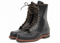 Red Wing Shoes Red Wing Shoes 2015 Huntsman Boot Black Klondi