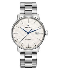 Rado Coupole Classic Stainless Steel Bracelet Automatic Watch Silver