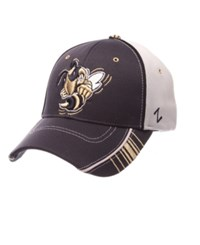 Zephyr Georgia Tech Yellow Jackets Scanner Cap Navy