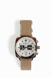 Briston Watches Sport Chrono Watch Khaki