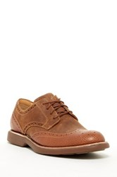 Sperry Gold Bellingham Wingtip Oxford Beige