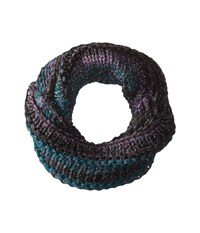 Steve Madden Time To Shine Snood Lagoon Scarves Blue