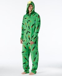 American Rag America Men's Holiday Tree 1 Pc. Costume Only At Macys Green