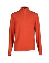 47 Avenue Turtlenecks Red