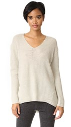 Madewell Joslyn Sweater Heather Fog