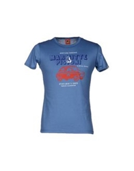 Joe Rivetto T Shirts Pastel Blue