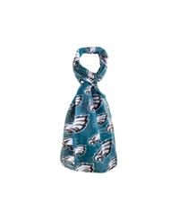 Forever Collectibles Philadelphia Eagles All Over Logo Infinity Scarf Green