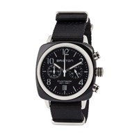Briston Classic Chronograph Date Black Dial Multi