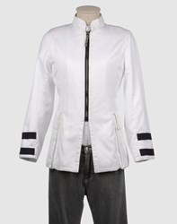 Dirk Bikkembergs Coats And Jackets Mid Length Jackets Men