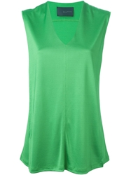 Kai Aakmann V Neck Tank Top