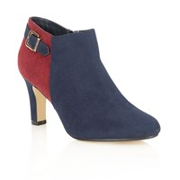 Lotus Caera Court Shoes Navy