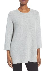 Eileen Fisher Women's Airspun Knit Crewneck Sweater