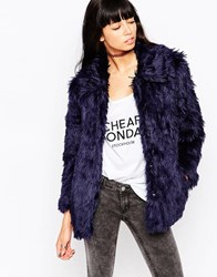 Cheap Monday Furious Jacket Bleakblue
