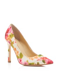 Ivanka Trump Carra Pointed Toe Pumps Light Pink