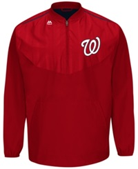 Majestic Men's Washington Nationals Training Jacket