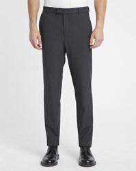 A.P.C. Charcoal Basile Suit Trousers Grey
