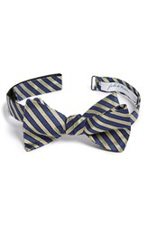 Men's John W. Nordstrom 'Buell' Silk Bow Tie Yellow