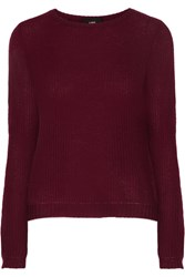 Line Ellis Cashmere Sweater Red
