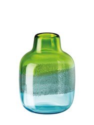 Rosenthal Scenery Two Tone Glass Vase