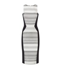 Amanda Wakeley Tapis Jacquard Pencil Dress Female Multi