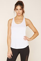 Forever 21 Active Braided T Back Tank