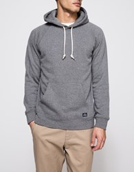 Obey Lofty Creature Comfort Pullover Heather Grey