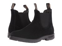 Blundstone 1455 Black Suede Boots