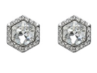 Vince Camuto C400903 Light Rhodium Crystal Earring Silver