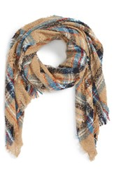 Shiraleah Women's 'Maxine' Plaid Scarf