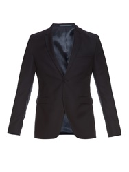 Acne Studios Aron Wool And Mohair Blend Twill Blazer
